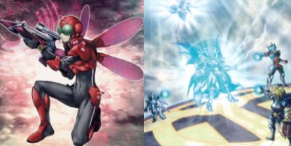 甲虫装機+真竜